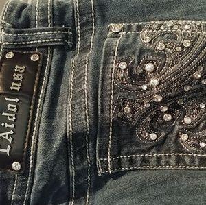 La Idol Embellished sJeans